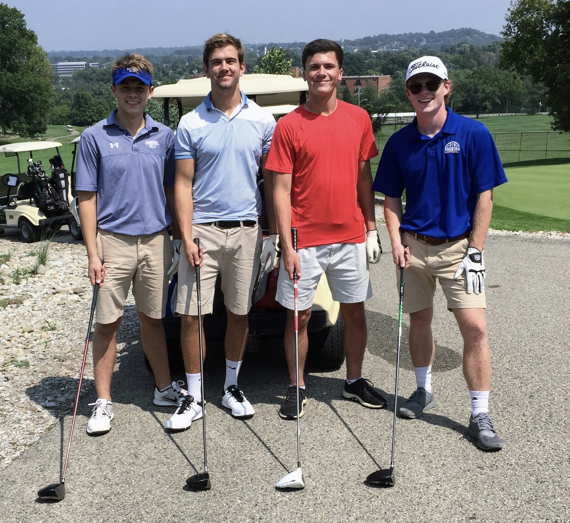 Ryan Lienhart Golf Outing