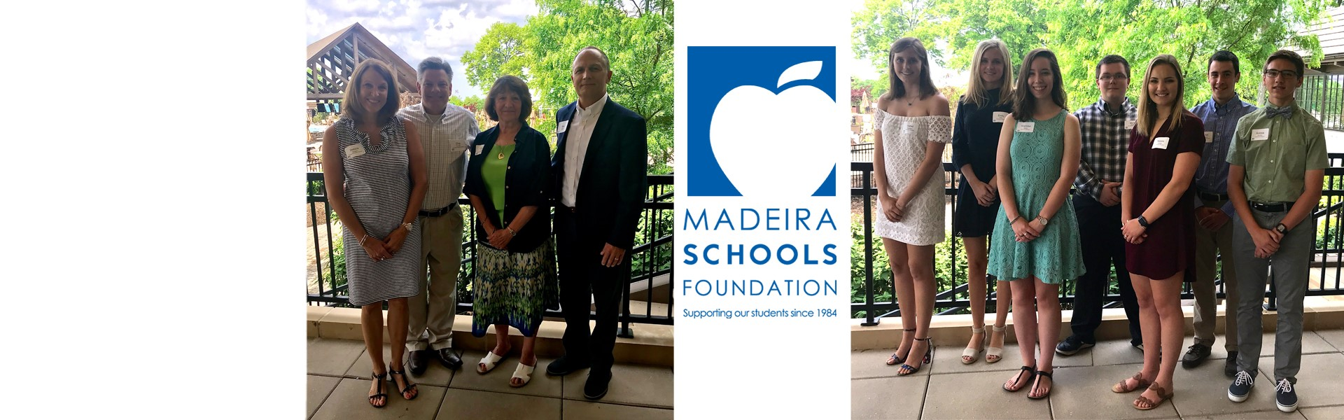 Presenting the Madeira Schools Foundation Distinguished Award and Scholarship Recipients READ MORE BELOW...
