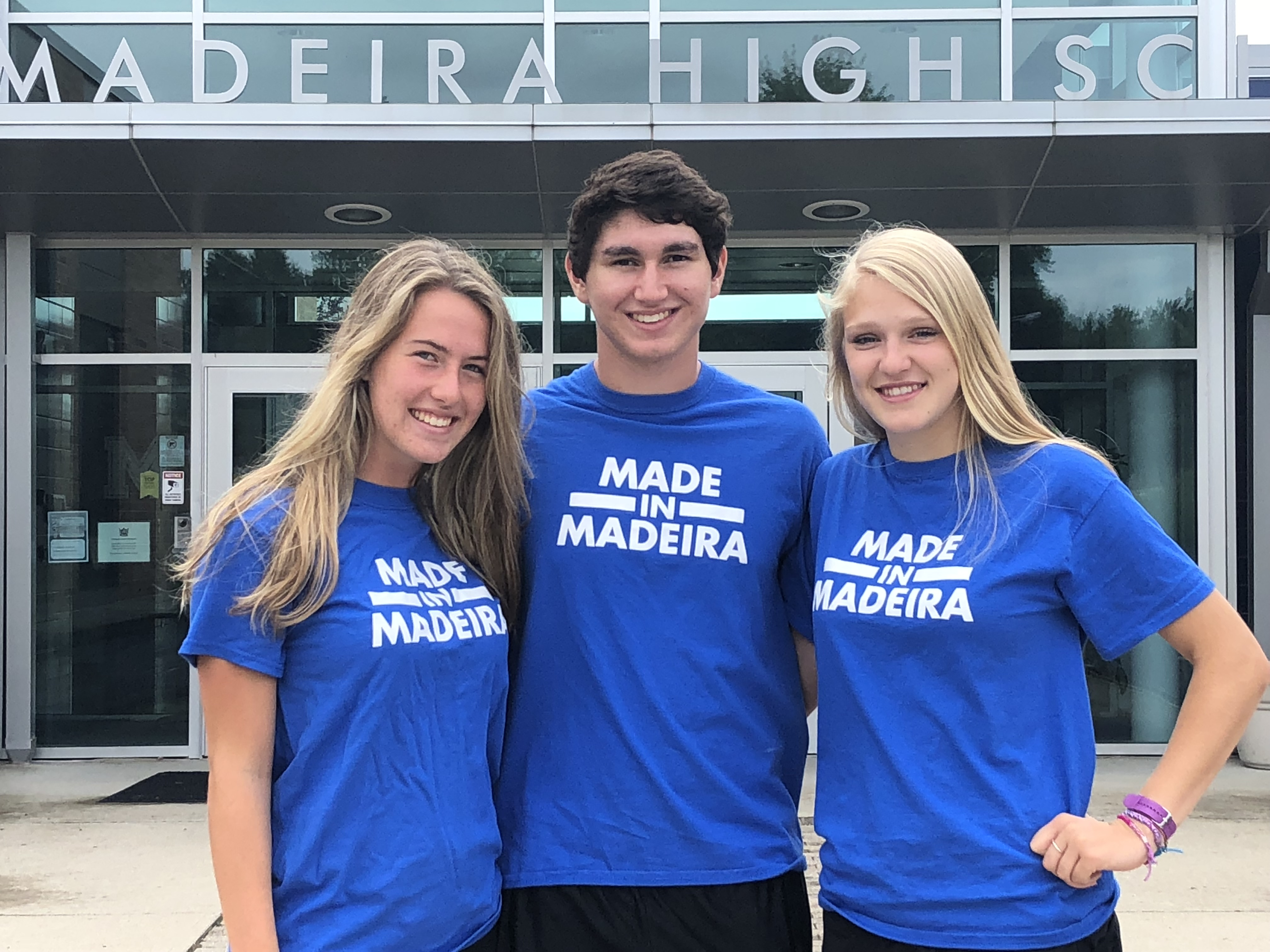 Made in Madeira Tshirts