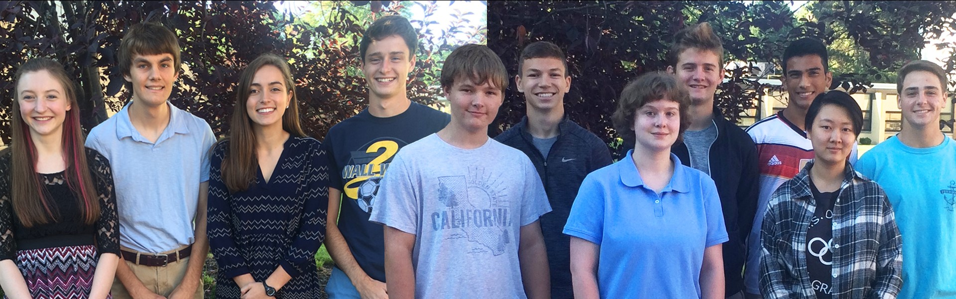 Congratulations to our National Merit Semifinalists and Commended Students! READ MORE BELOW ...