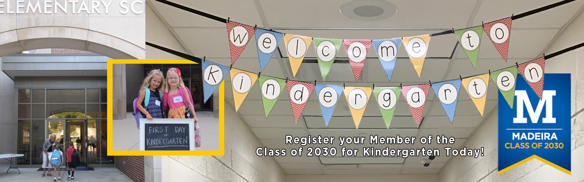 Children of Madeira residents that will be five (5) years old on or before September 30, 2017 are eligible to be registered for Kindergarten for the 2017-2018 school year READ MORE BELOW...