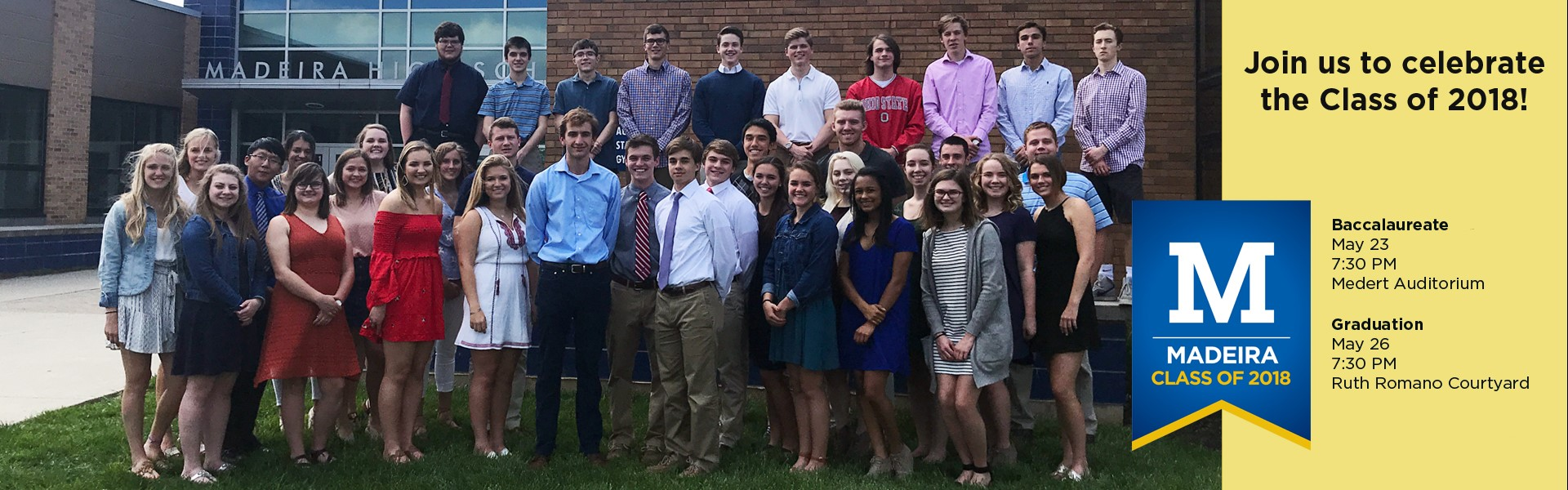 Top Seniors who announced their future plans at the MHS Academic Day of Signing READ MORE BELOW ...